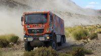El KH-7 Epsilon irá a por la undécima victoria en el Dakar