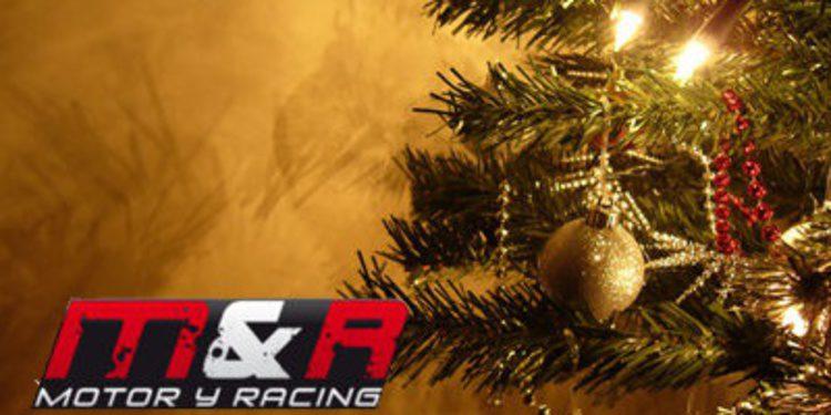 Motor&Racing os desea Feliz Navidad y un próspero 2014