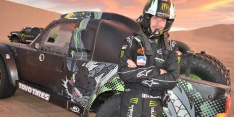 Se confirma la participación de Guerlain Chicherit en el Dakar 2014