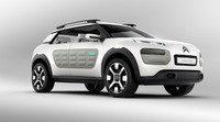 Citroën lanzará el Cactus en febrero de 2014