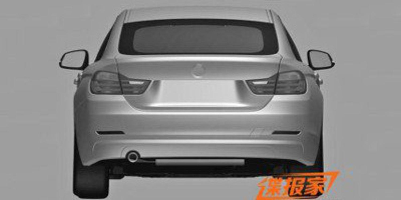 Imágenes y vídeos del nuevo BMW Serie 4 Gran Coupe