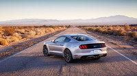 Nuevo Ford Mustang en vivo y en proceso de camuflaje