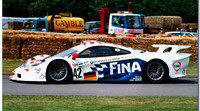 Regalos de navidad: McLaren F1 GTR longtail
