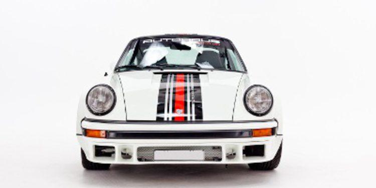 Porsche 911 SC Group 4 de Autohaus Hamilton