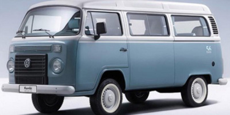 El último tren de la Volkswagen Kombi no pasa
