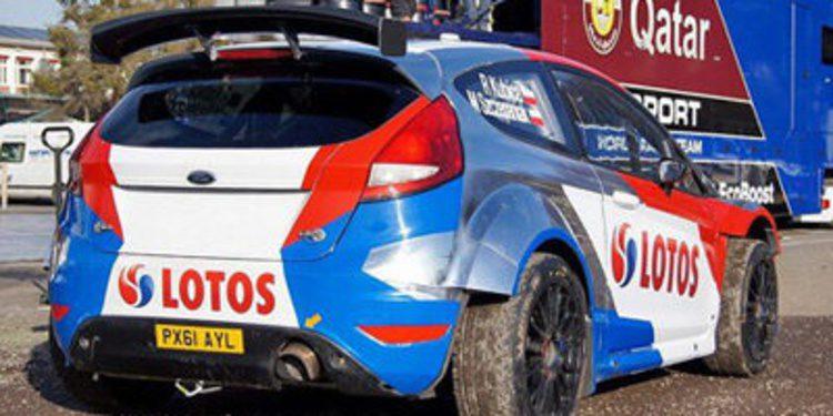 Orden de salida de la 1ª etapa del Jänner Rally del ERC