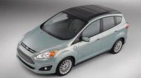 Ford C-Max Solar Energi Concept, nuevo híbrido enchufable