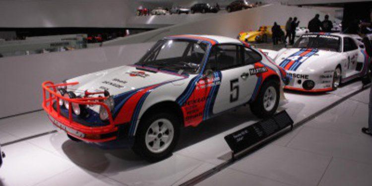 Vídeo del 911 4x4 de Porsche previo al nuevo crossover