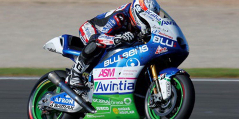 Avintia se digna a confirmar a Mike di Meglio para MotoGP