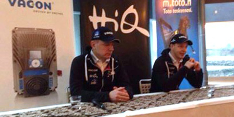 Mikko Hirvonen regresa a M-Sport con nuevos sponsors