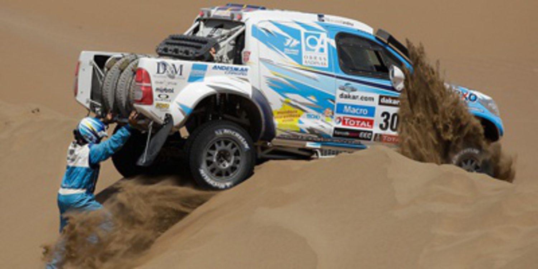 Dakar 2014: El recorrido más duro al detalle