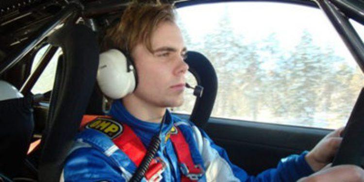Petter Kristiansen estrena el ERC Junior 2014