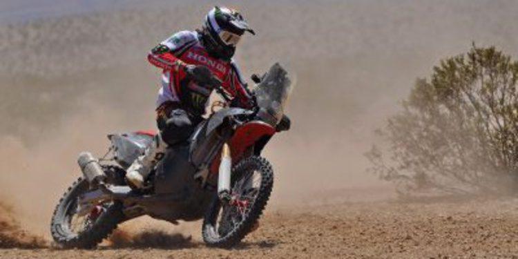 Dakar 2014, etapa 1: Joan Barreda empieza ganando en motos