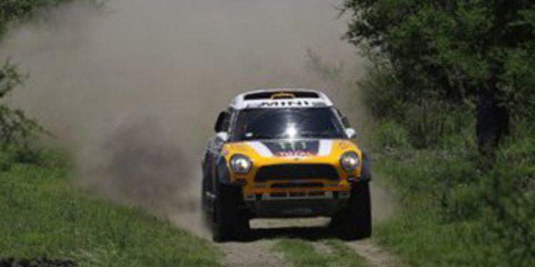 Dakar 2014: Etapa 2 entre San Luis y San Rafael