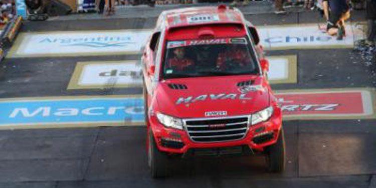 Dakar 2014, etapa 1: Carlos Sousa sorprende en coches