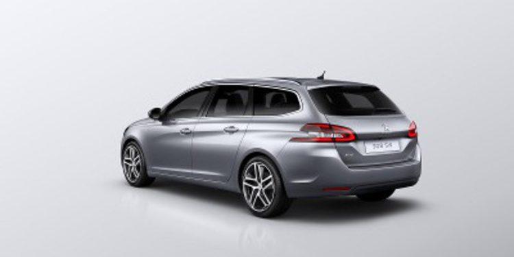 Peugeot desvela el nuevo 308 SW previo a Ginebra