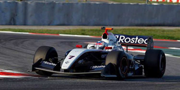 Sergey Sirotkin ficha por Fortec Motorsports de cara a 2014