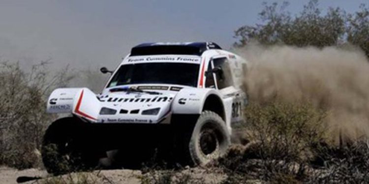 Dakar 2014: Clasificaciones tras la segunda etapa