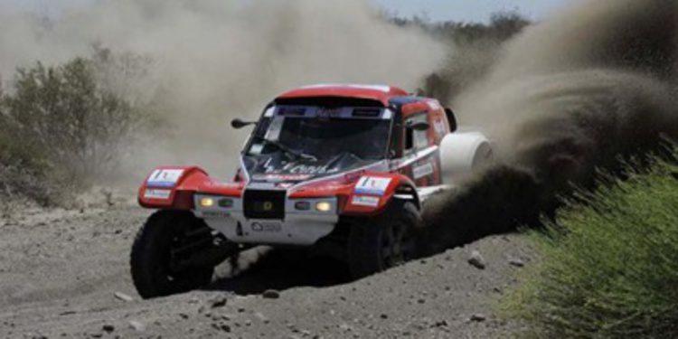 Dakar 2014: Etapa 3 entre San Rafael y San Juan