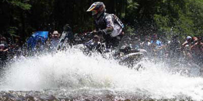 Dakar 2014: La odisea de José Luis Espinosa en la 2ª etapa