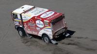 Dakar 2014: La organización recorta la etapa 3 por la lluvia
