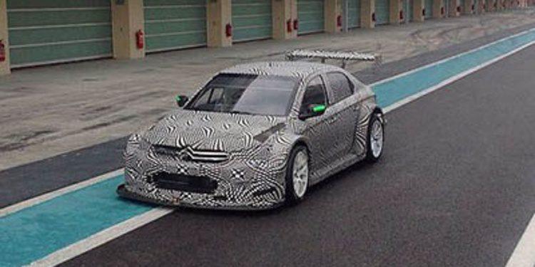 Citroen Racing completa un extenso test en Abu Dhabi
