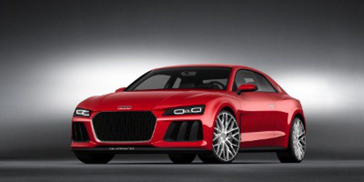 Novedosa instrumentación para el próximo Audi TT