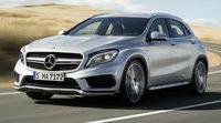 Mercedes-Benz presenta su GLA AMG 45