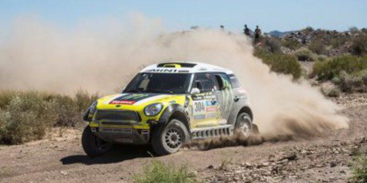 Dakar 2014, etapa 3: Nani Roma consigue la victoria en coches