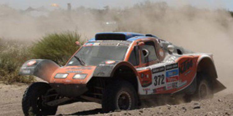 Dakar 2014: Abandonos en las tres primeras etapas