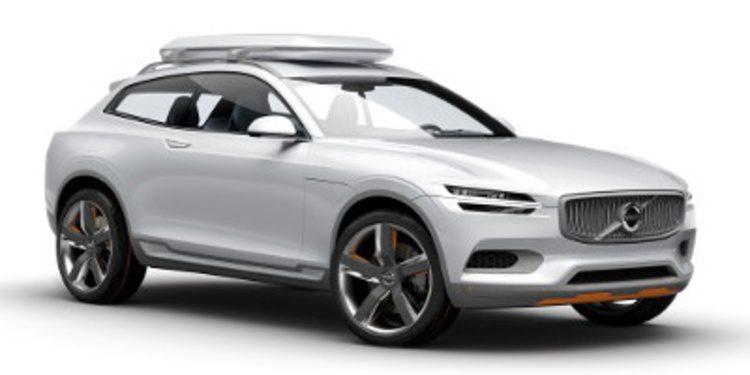 Volvo desvela el nuevo XC Concept Coupé