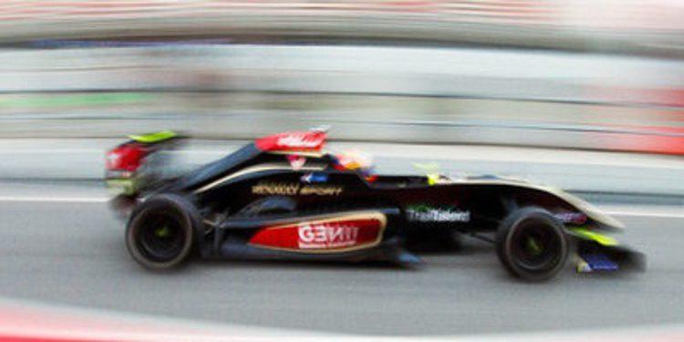 Esteban Ocon ficha por Prema Powerteam en F3