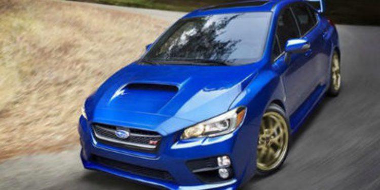 Filtrado el Subaru Impreza STI