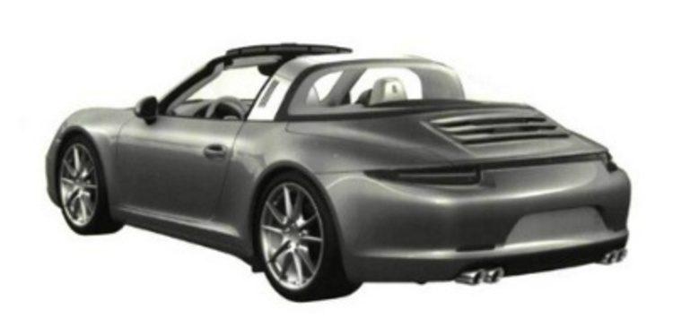 Porsche confirma el Targa para Detroit con un vídeo