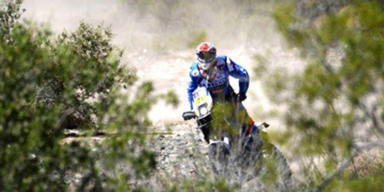 Dakar 2014, etapa 4: Joan Pedrero remonta y lleva a Sherco a la victoria