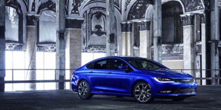 Chrysler desvelará en Detroit el nuevo 200