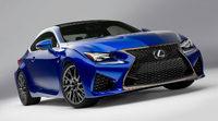 Lexus desvela el impresionante RC F