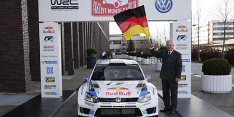 Volkswagen Motorsport a por todas en el WRC 2014