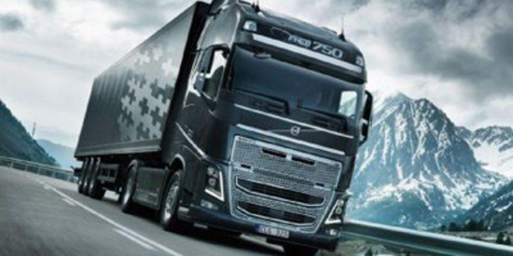 El Volvo FH16 Euro 6 llega al mercado en marzo