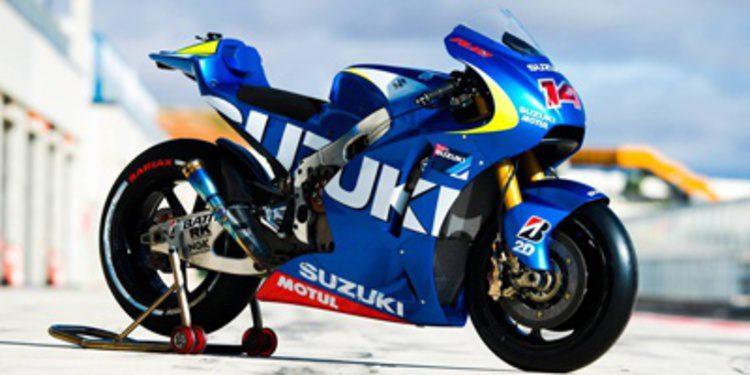Suzuki da algunas pista en su camino a MotoGP