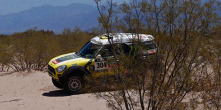 Dakar 2014: Cuarta etapa de éxitos para los españoles