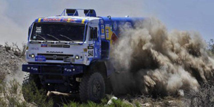 Dakar 2014: Etapa 5 entre Chilecito y Tucumán