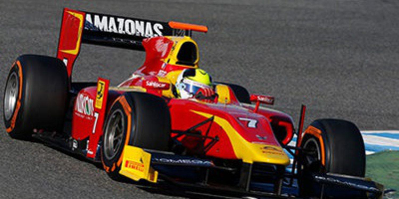 Julián Leal se une a Carlin GP2 para 2014