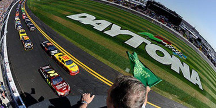 Empiezan los tests NASCAR en Daytona