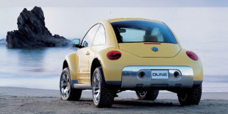 Volkswagen prepara un Beetle Crossover Concept