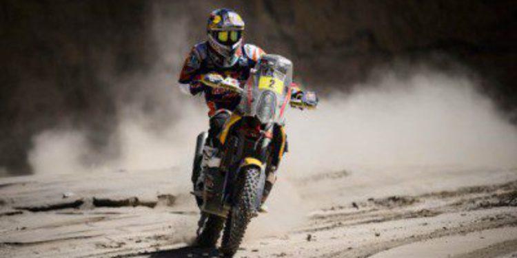 Dakar 2014, etapa 5: Victoria de Marc Coma en una etapa caótica