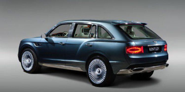 Bentley confirma el SUV para 2017 y será híbrido