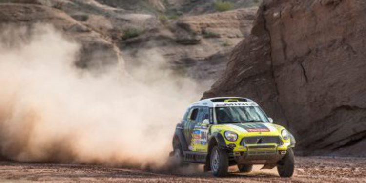 Dakar 2014, etapa 5: Nani Roma gana la etapa más extrema