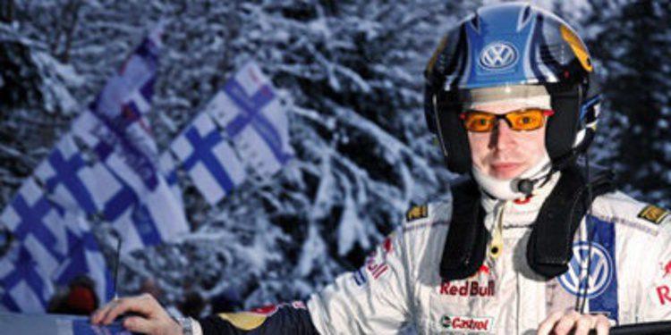 Lista de inscritos del Rally de Suecia del WRC 2014