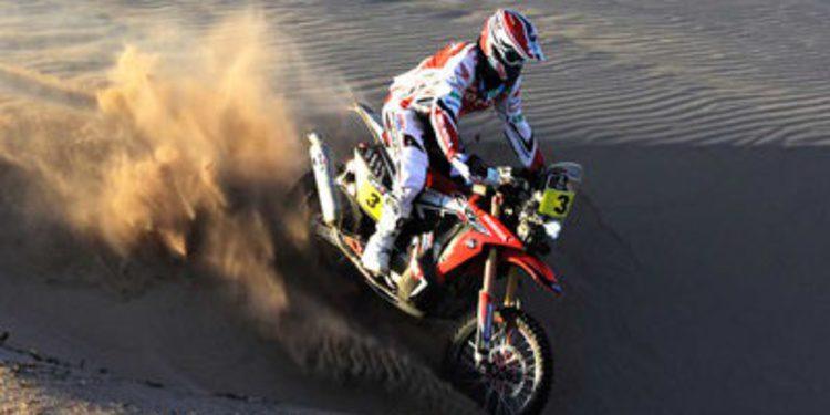Dakar 2014: Quinta etapa de sanciones para los españoles